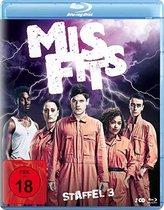 Misfits Staffel 3 (Blu-ray)
