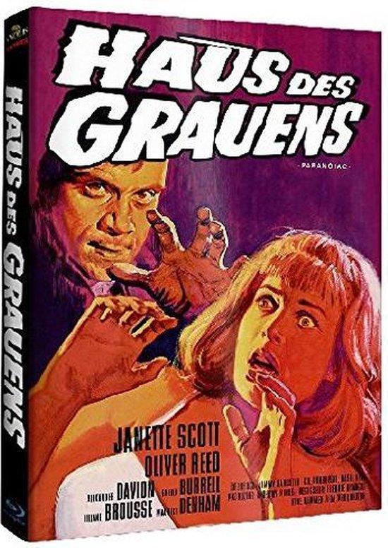 Paranoiac (1963) (Blu-ray in Mediabook)