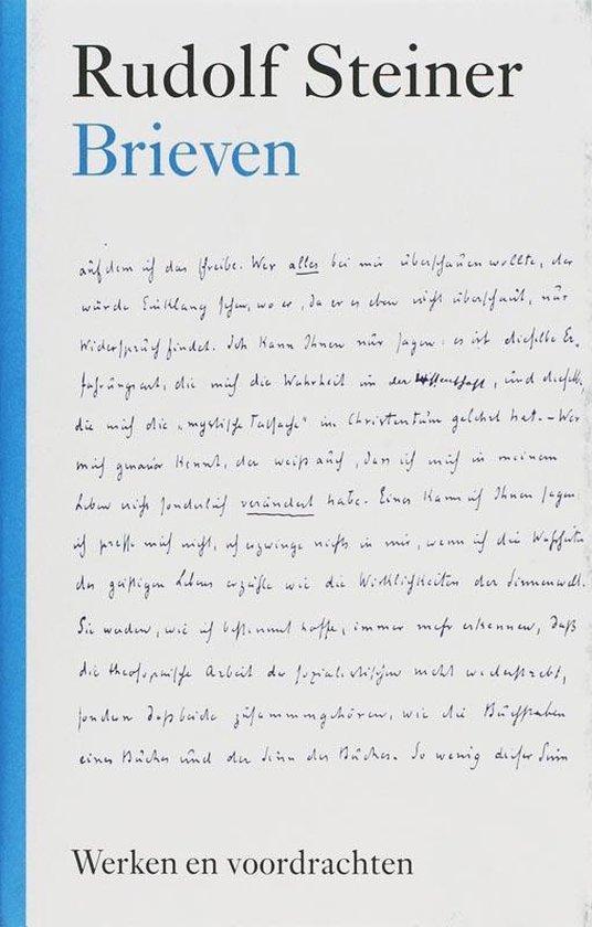 Werken en voordrachten n2 - Brieven - Rudolf Steiner |