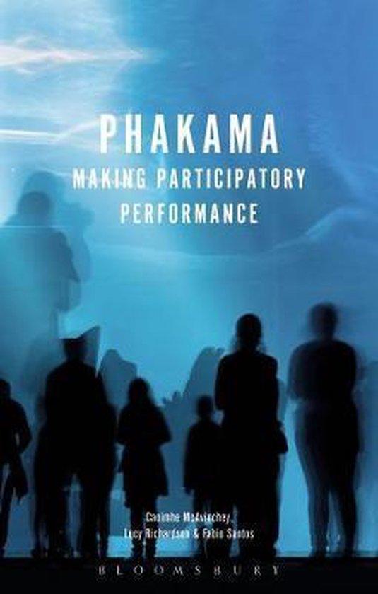 Boek cover Phakama van Fabio Santos (Paperback)