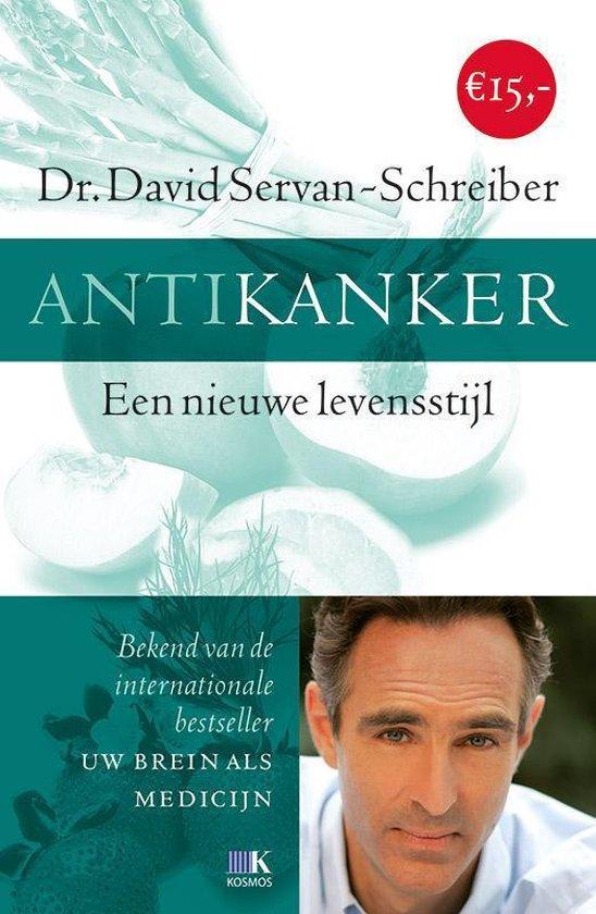 Antikanker - David Servan-Schreiber | Fthsonline.com