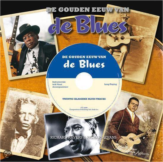 De Gouden Eeuw Van De Blues - R. Havers  