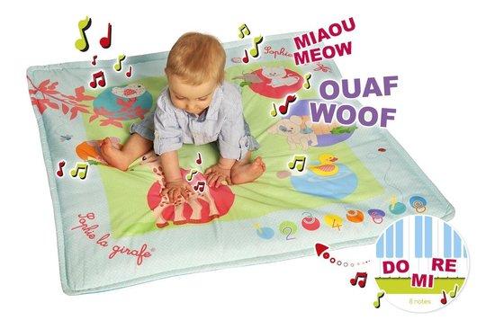 Sophie de Giraf - Interactieve speelmat