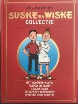 Suske en Wiske Lecturama collectie de delen 228 t/m 231