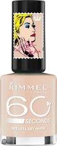 Rimmel London 60 seconds RO collectie Nagellak - 513 Let's Get Nude
