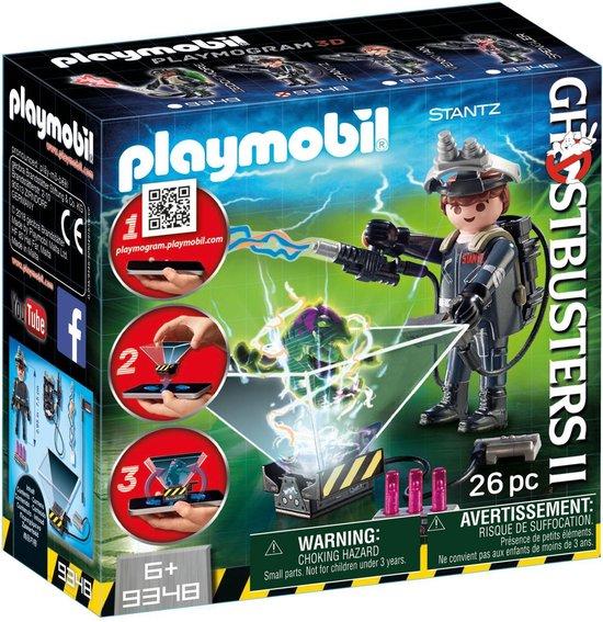 PLAYMOBIL Ghostbusters™ Ghostbuster Raymond Stantz - 9348