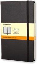 Moleskine Classic Notitieboek Hard cover - Pocket - Lijnen - Zwart
