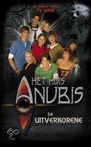 Boek cover Huis Anubis Dl 4 De Uitverkorene van Alexandra Penrhyn Lowe