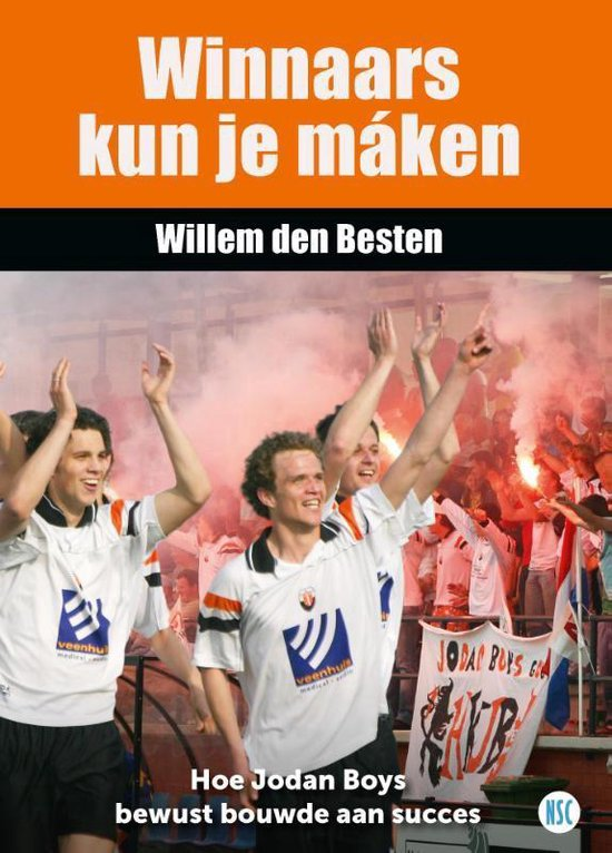 Winnaars kun je máken - Willem Den Besten | Readingchampions.org.uk