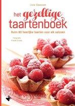 Het gezellige taartenboek