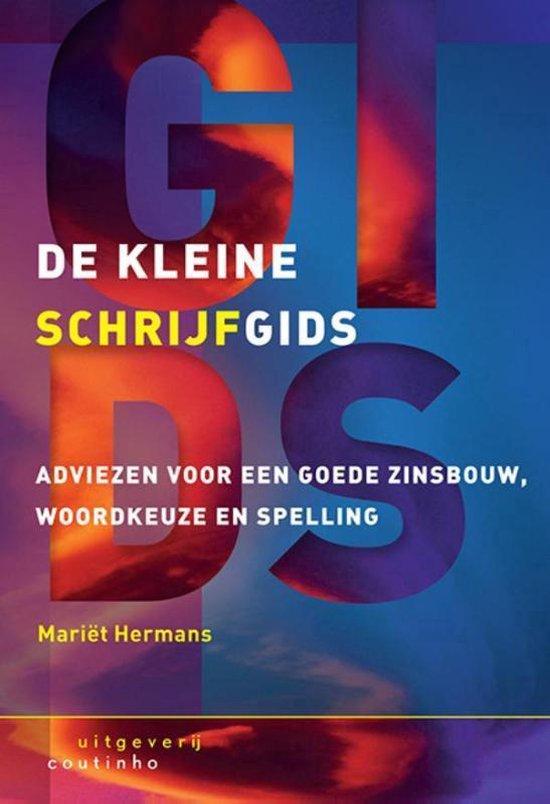 De kleine schrijfgids - Mariët Hermans | Readingchampions.org.uk