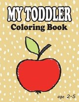My Toddler Coloring Book
