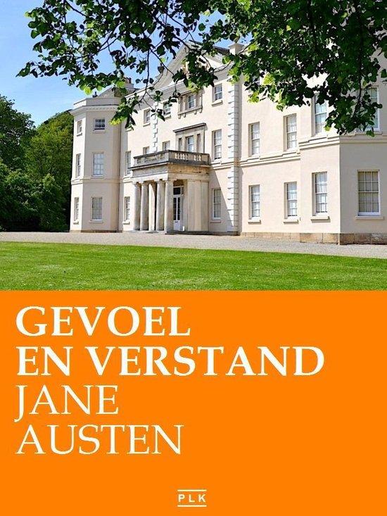 PLK KLASSIEKERS - J. Austen. Gevoel en verstand - Jane Austen |