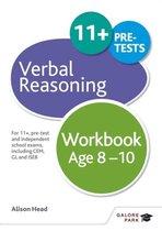 Verbal Reasoning Workbook Age 8-10