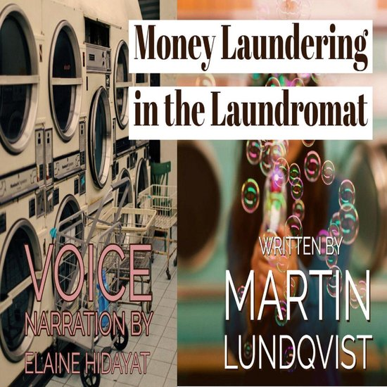 Boek cover Money Laundering in the Laundromat van Martin Lundqvist (Onbekend)