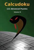 Calcudoku, 121 Advanced Puzzles