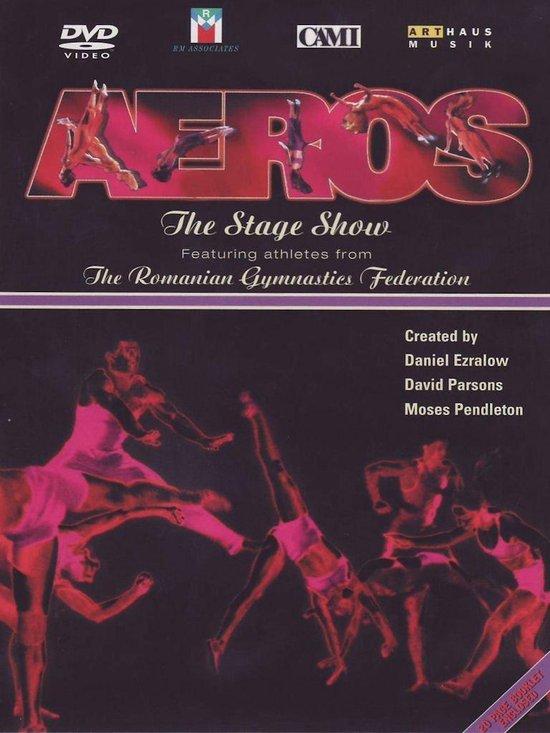 Cover van de film 'Aeros - Explosive Fusion of'