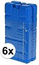 Koelelementen voor koelbox 6 stuks - 200 gram