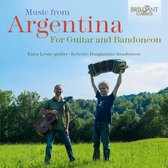 Music From Argentina For Guitar And
