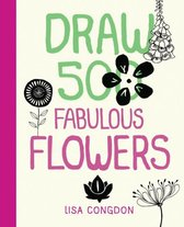 Draw 500 Fabulous Flowers