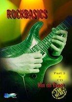 Rockbasics deel 2 - Gitaar methode voor rockgitaar met CD