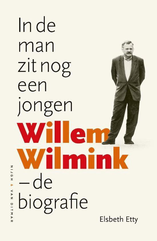 Boek cover In de man zit nog een jongen van Elsbeth Etty (Hardcover)