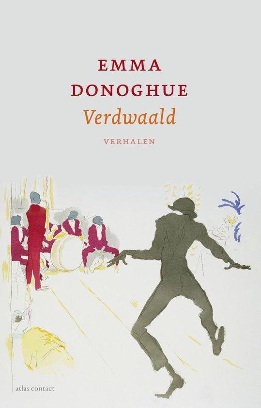 Boek cover Verdwaald van Emma Donoghue (Onbekend)