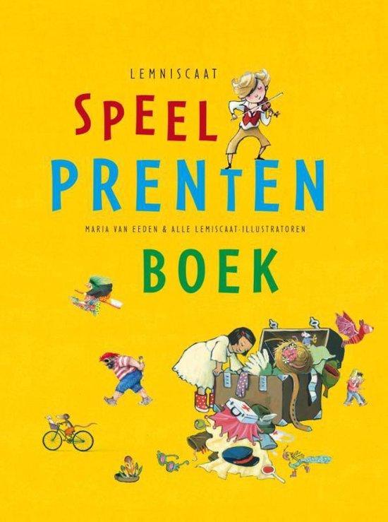 Lemniscaat speelprentenboek - Maria van Eeden  