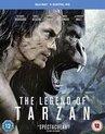 The Legend Of Tarzan (Blu-ray) (Import)