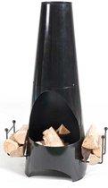 Arpe tuinhaard oblix - zwart - 11,5 kg