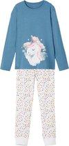 name it NKFNIGHTSET Meisjes Pyjamaset - Maat 134-140