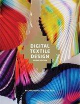 Boek cover Digital Textile Design, Second edition van Melanie Bowles (Paperback)