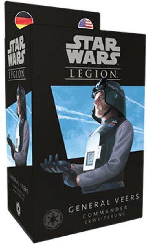 Afbeelding van het spel Star Wars Legion General Veers Commander Extension DE Fantasy Flight Games