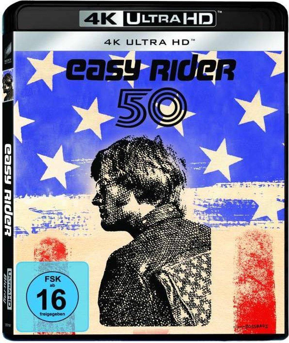 Easy Rider (Ultra HD Blu-ray)-