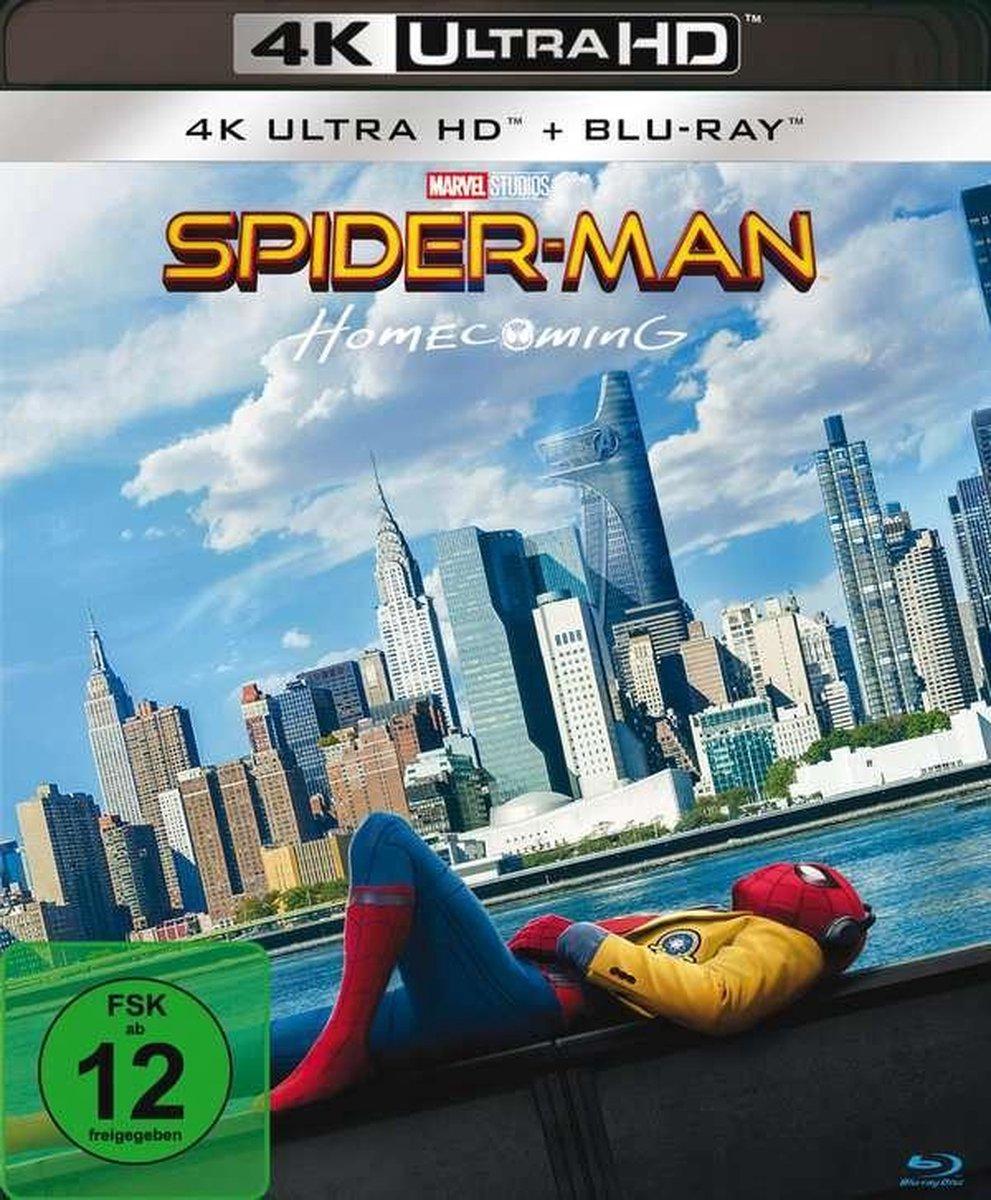 Spider-Man: Homecoming (Ultra HD Blu-ray & Blu-ray)-
