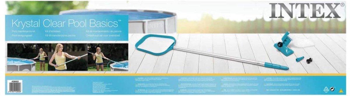 Zwembad Stofzuiger - Zwembad Onderhoudsset - Voor Alle Type Zwembaden - Intex & Bestway - Bodemstofzuiger - Bodemzuiger - Zwembad Bodemzuiger - Zwembadstofzuiger
