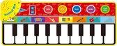 Piano mat - Keyboard speelkleed met geluid - Anti-slip