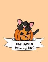 Halloween Coloring Book: Halloween coloring book with Fantasy Creatures for Preschool, Ages 2-4, 4-8, With