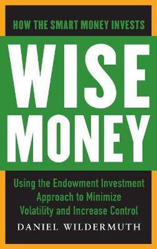 Boek cover Wise Money van Daniel Wildermuth