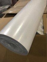 Glasvlies-Renovlies - 1 meter / 50 meter - Overschilderbaar vliesbehang - Professioneel renovatievlies -- 130 gram per m2