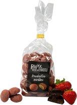 Aardbei Pure Chocolade Kruidnoten - 225 Gram