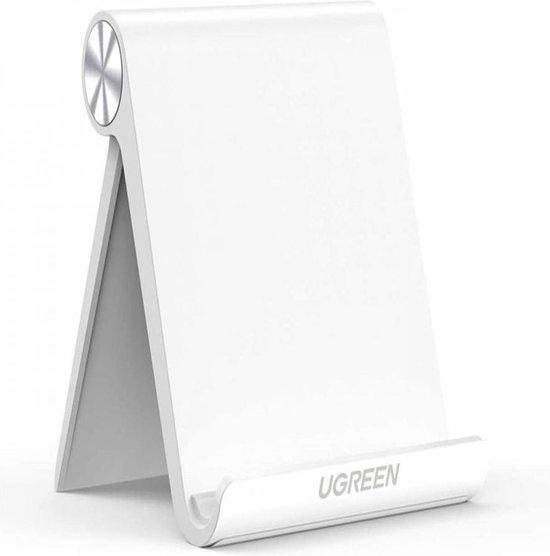 UGREEN - Verstelbare bureauhouder voor telefoon / tablet tot 7,9 inch.