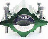 Royah® Magiko 5000 - Magnetische Waterontharder - Waterontharder Magneet - Waterleiding - Waterverzachter - 12800 Gauss - Vaatwasser - Extra Krachtig