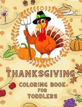 thanksgiving coloring book for toddlers