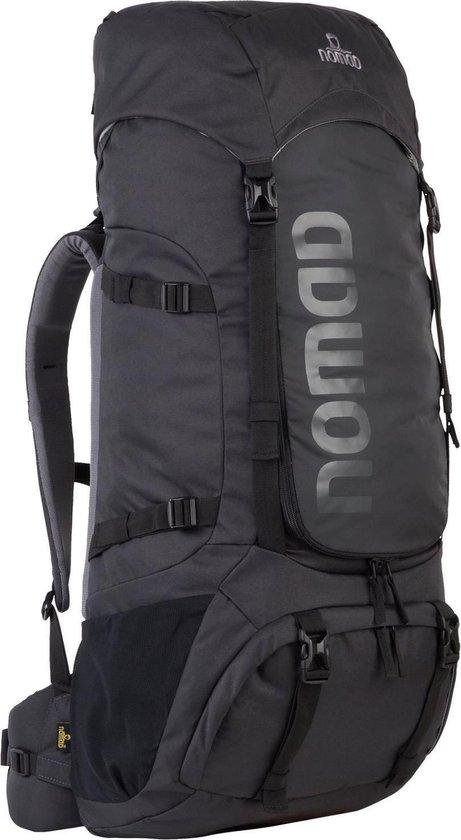 NOMAD Batura Backpack - Rugzak - 70 Liter - Zwart