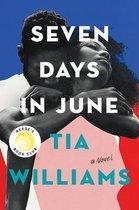 Omslag Seven Days in June