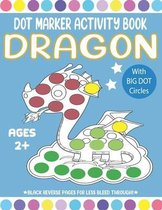 Dragon Dot Markers Activity Book Ages 2+