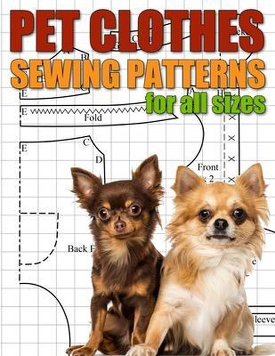 Pet Clothes Sewing Patterns for All Sizes