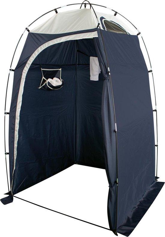 Eurotrail Toilet Tent Blue Creek 130 X 210 Cm Polyester Navy