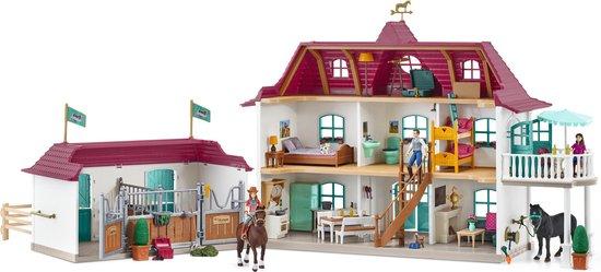 Schleich Horse Club Lakeside Paardenboederij - Paarden Speelgoed Meisjes